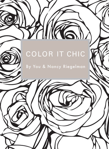 Color It Chic / Coloring Book