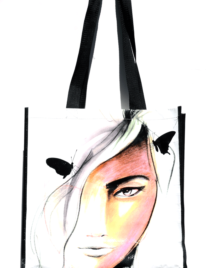 Tote Bag / The Face