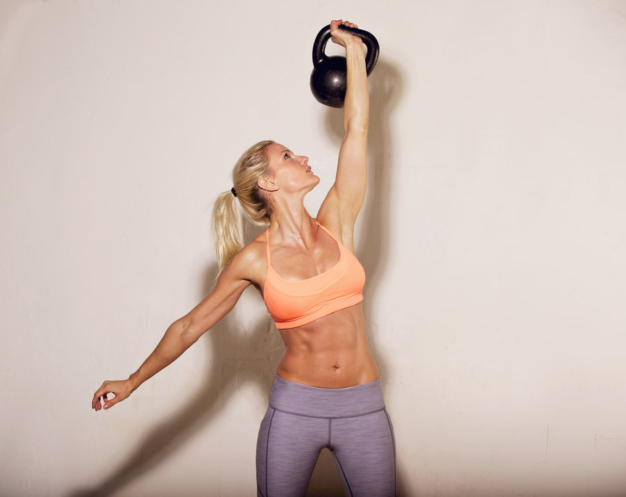 Strength Spotlight: Benefits of Working Out With Kettlebells