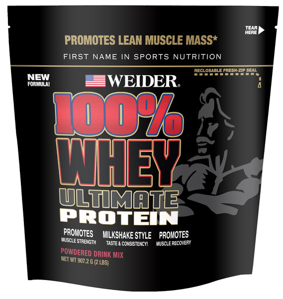 100% Whey Ultimate Protein