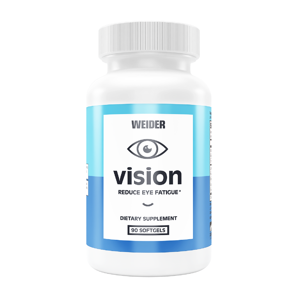 Vision - Reduce Eye Fatigue
