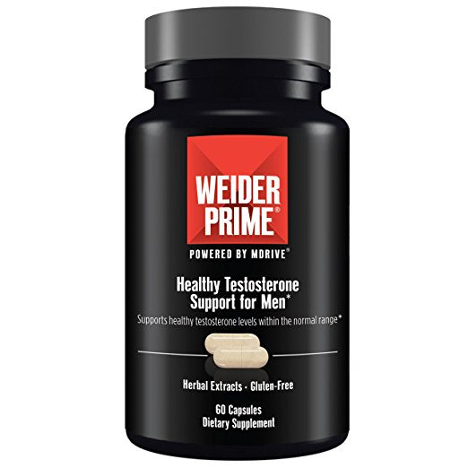Weider Prime for Men - 60 ct