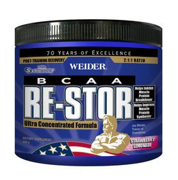 RE-STOR: Post Workout Powder - Strawberry Lemonade