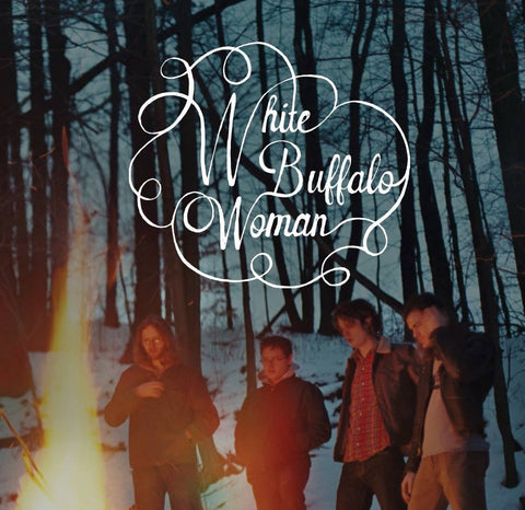 GRIM016 - White Buffalo Woman – EP - Variant Release – (30 copies)