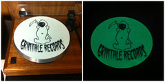 Glow In The Dark Slipmat - Limited & Numbered to 15.
