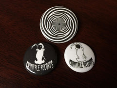 Grimtale Collector Buttons - Limited to 50