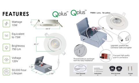 qplus-4-inch-slim-gimbal-features-and-specifications