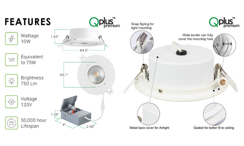 qplus-4-inch-airtight-gimbal-features-and-specifications