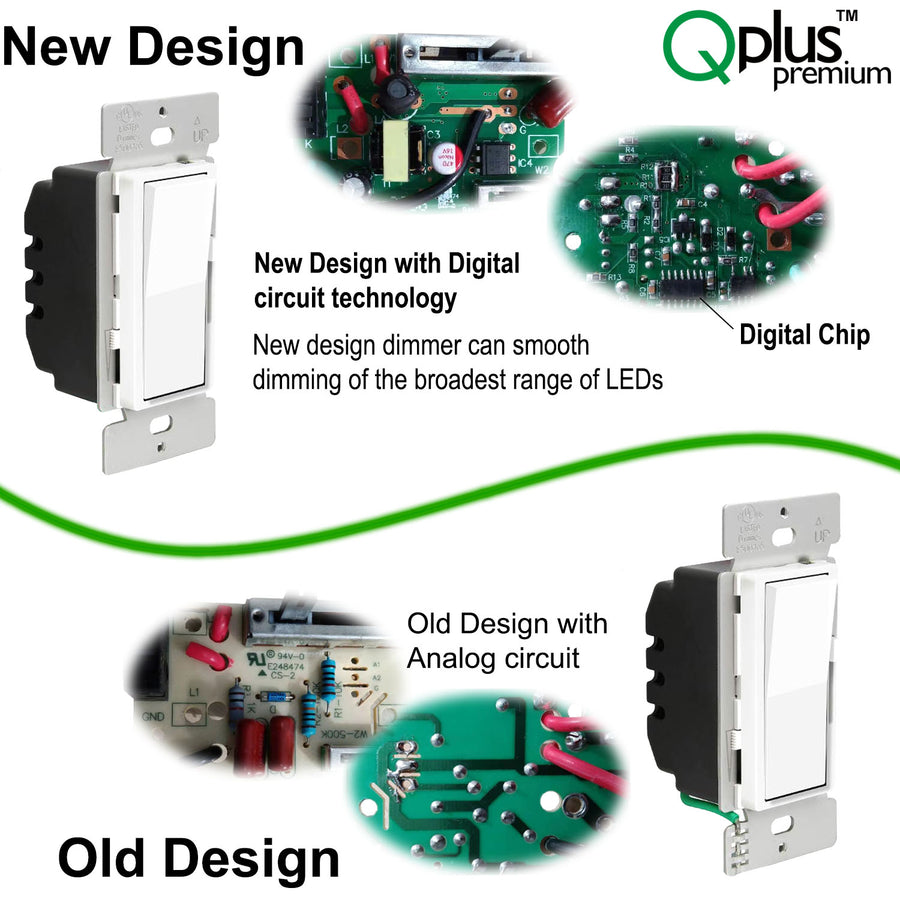 qplus 3way dimmer switch