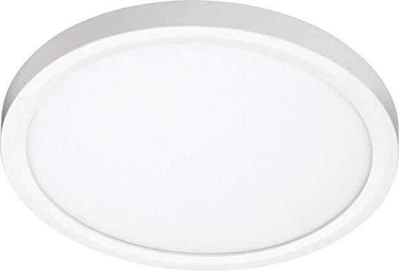 QPlus 15 Inch Color Changing Flush Mount Panel LED Ceiling Light - QPlus Home - Brighten Your Life