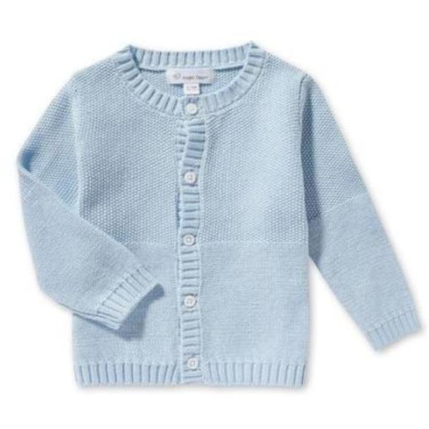Angel Dear Boys Blue Cardigan Sweater