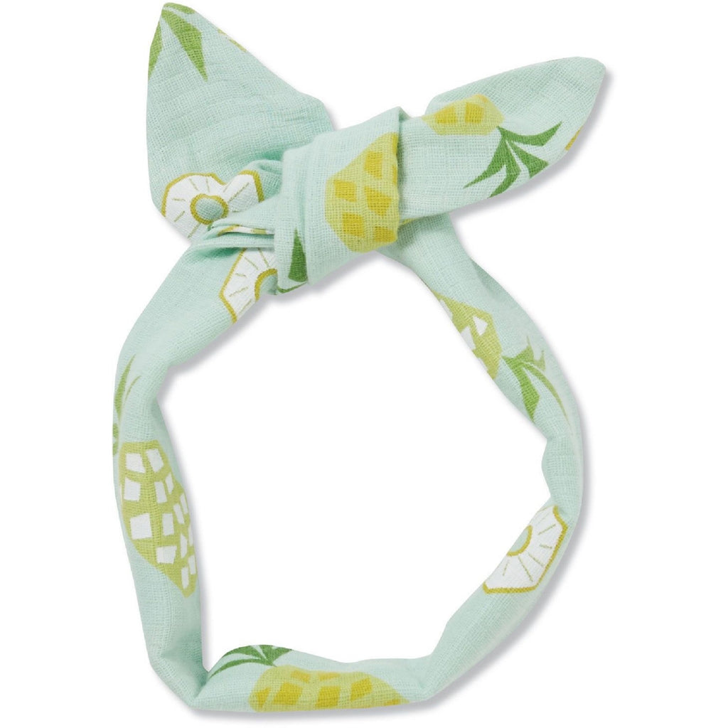 Angel Dear Muslin Headband, Pineapple
