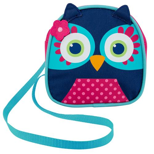 Stephen Joseph - Cross Body Purse Owl