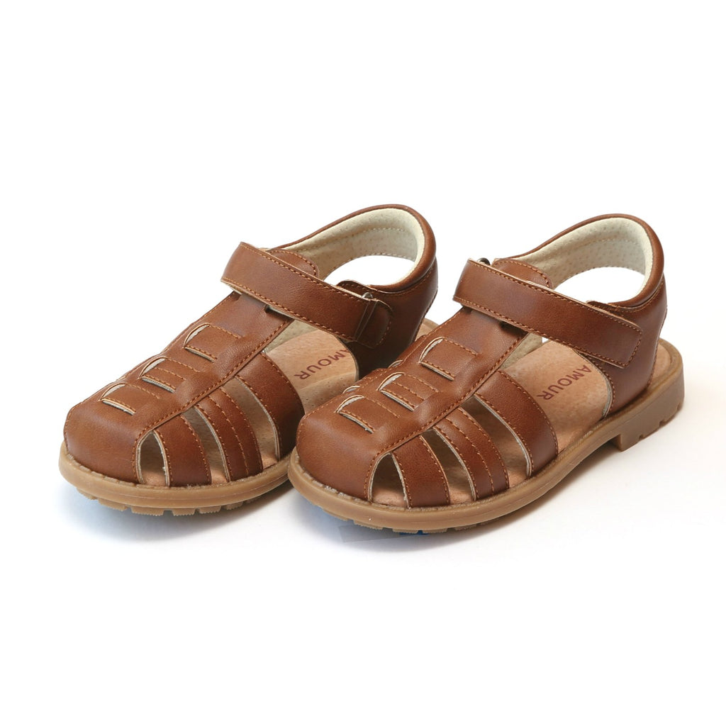 L'Amour - Tate Boy Fisherman Sandal