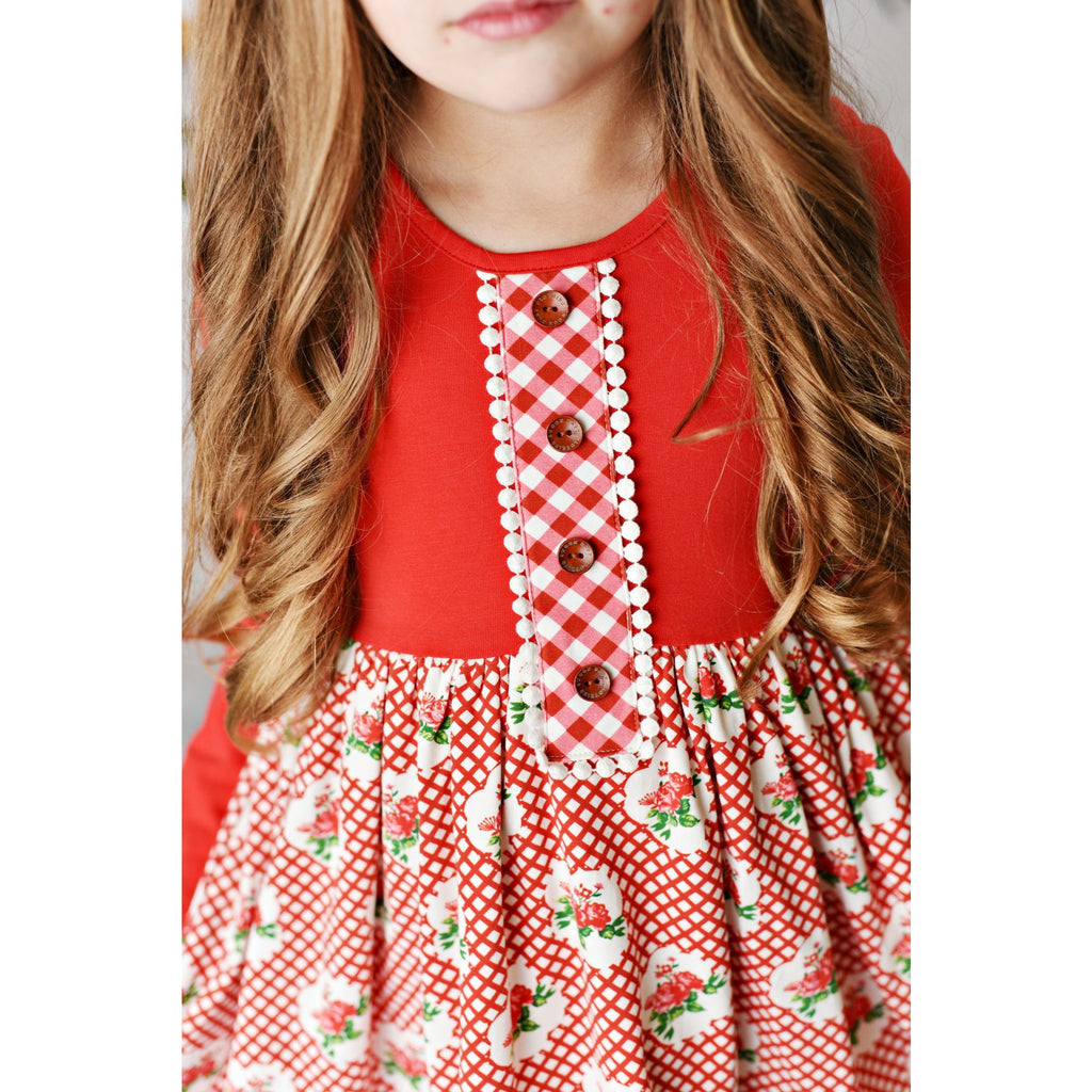 Swoon Baby - Laurel Prim Dress