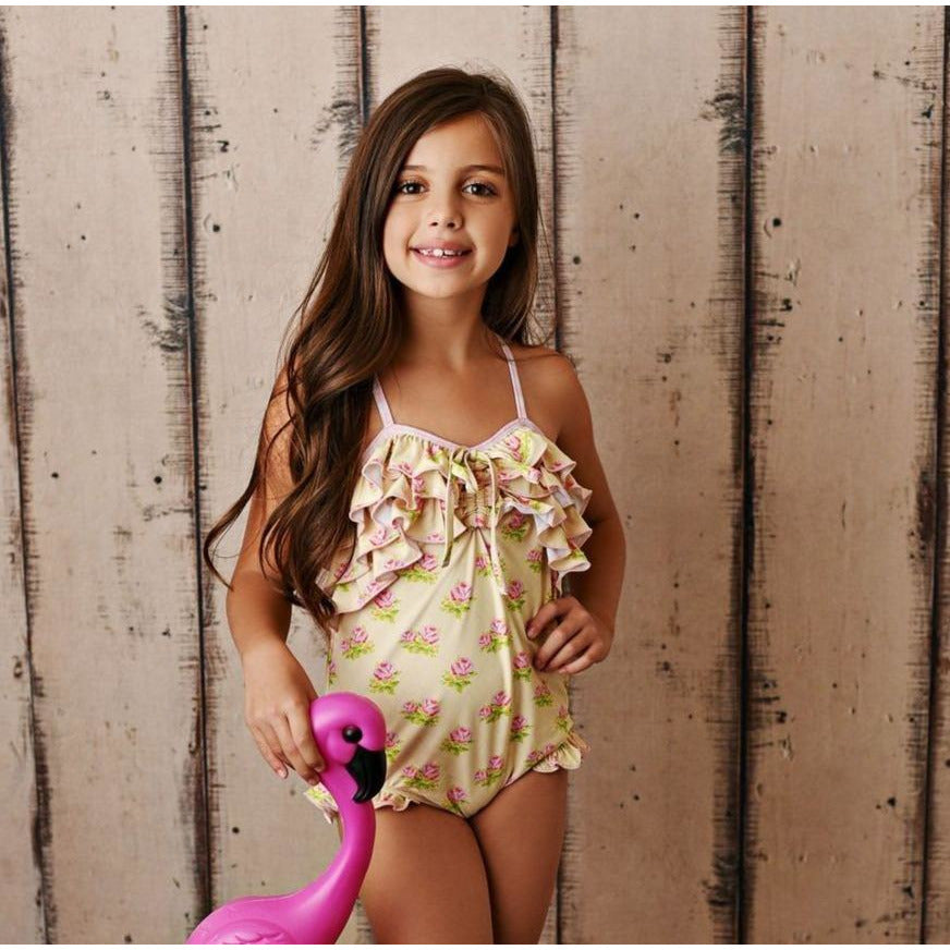 Swoon Baby Lola Petal Swimsuit