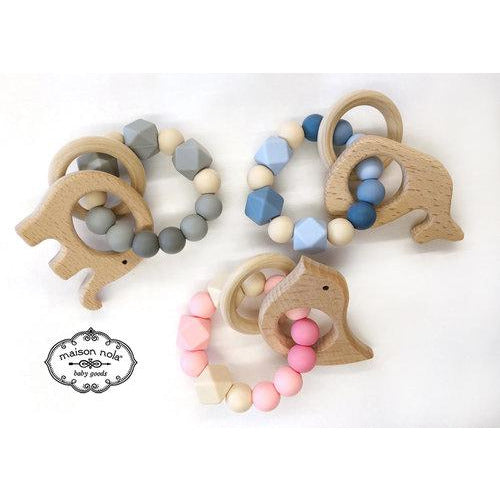 Maison Nola - Storyland Silicone Teether