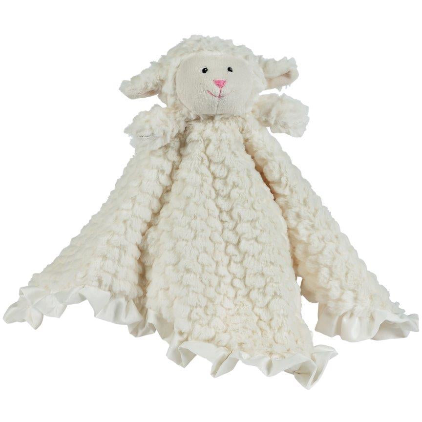 Maison Chic Lillie The Lamb Blankie And Rattle