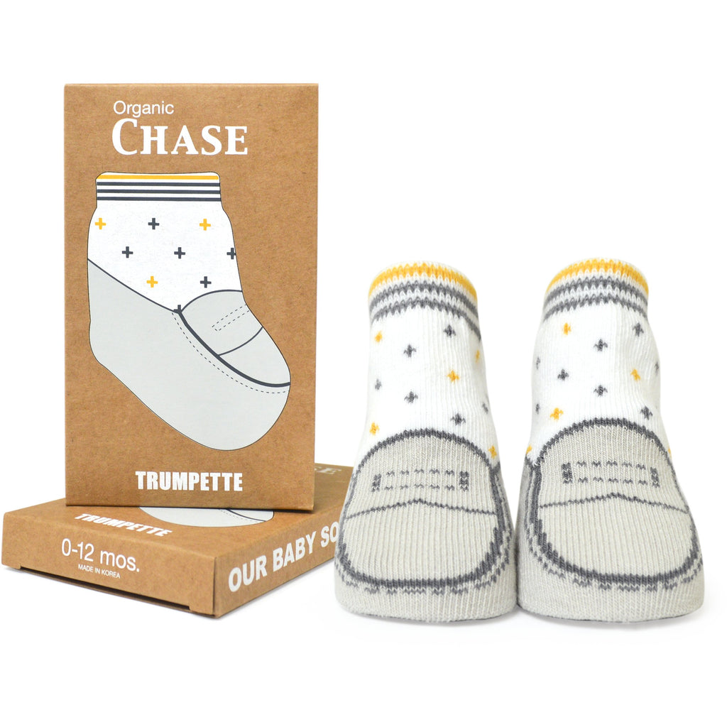 Trumpette Chase Organic Sock