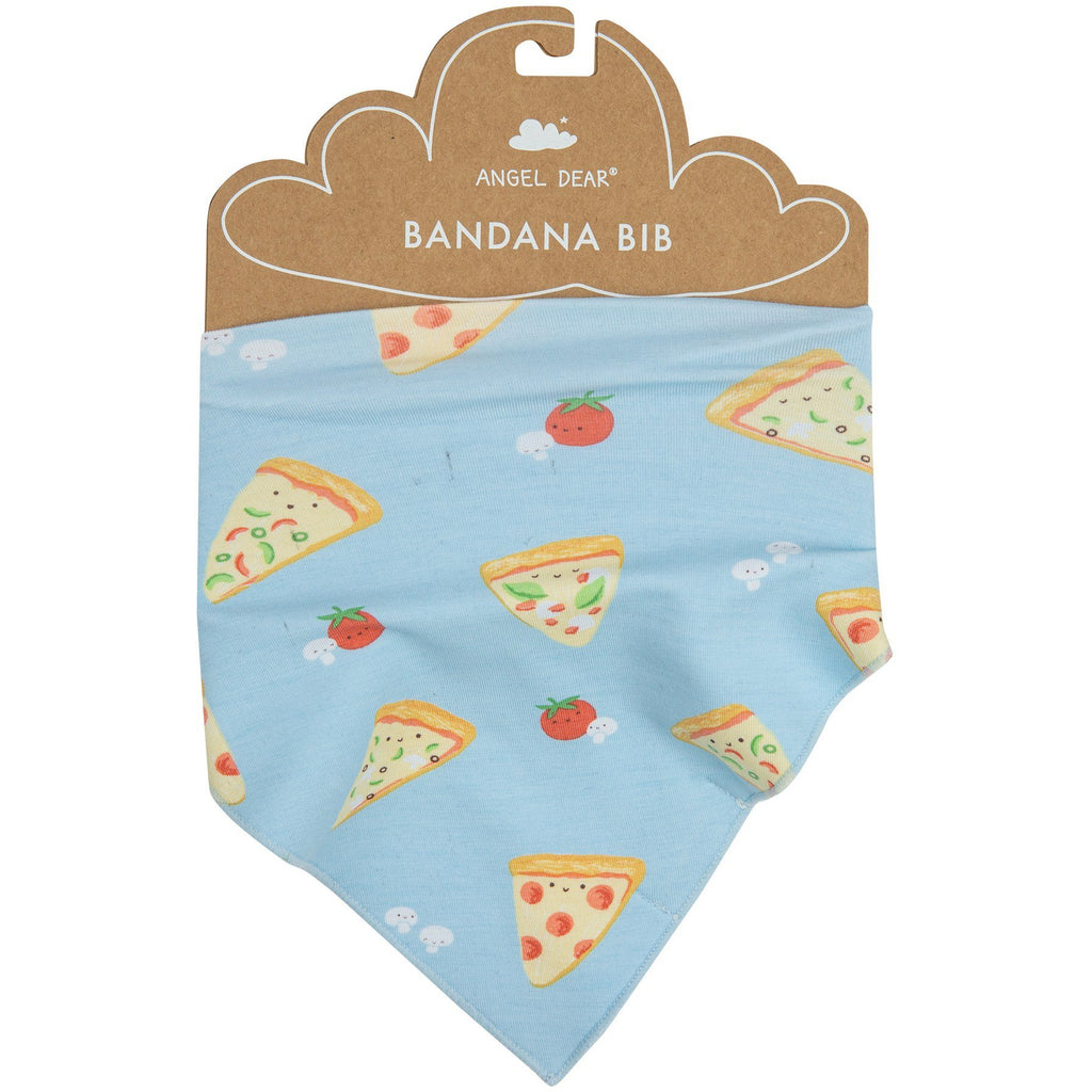 Angel Dear - Pizza Bandana Bib