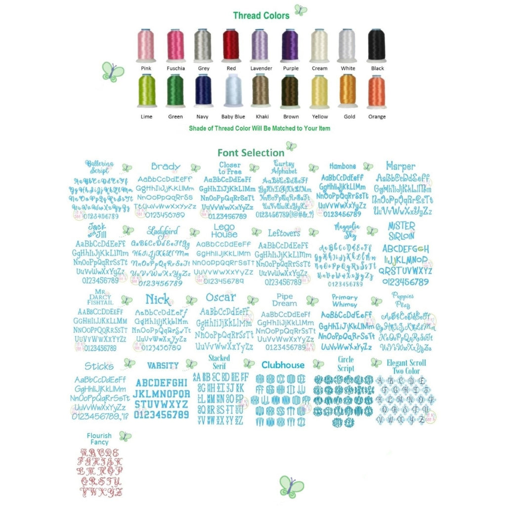 Sports - Tiger Trio Boys LSU with Flag Applique Design and Personalized Name