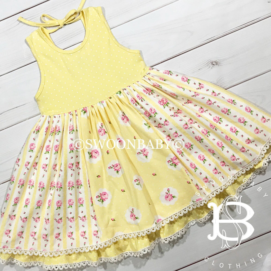 Swoon Baby Buttercup Prim Dress