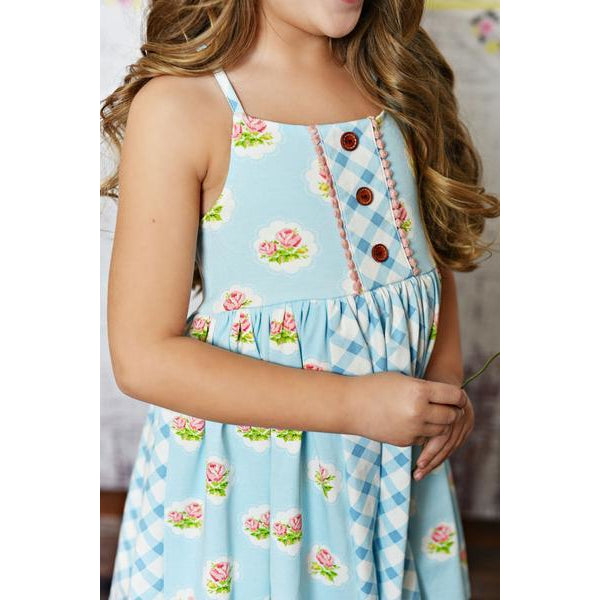Swoon Baby Prim Rose Dress