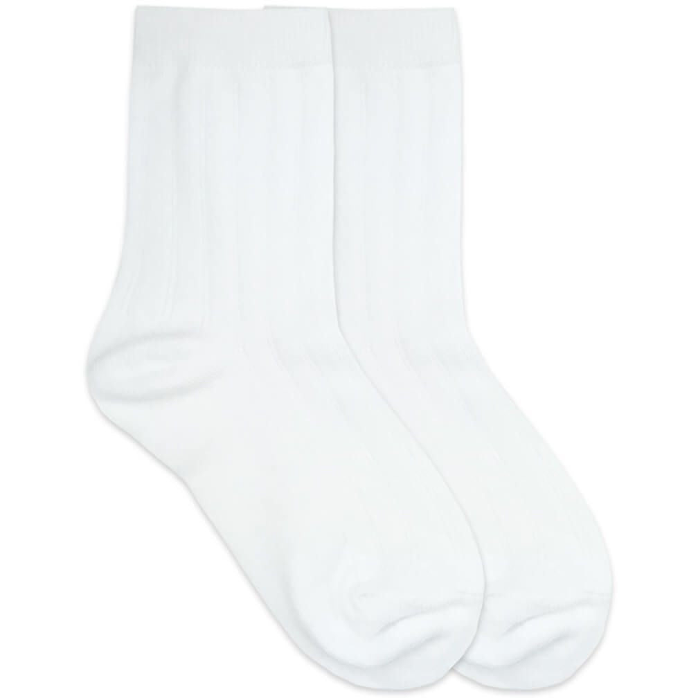 Jefferies Socks - Cotton Rib Crew