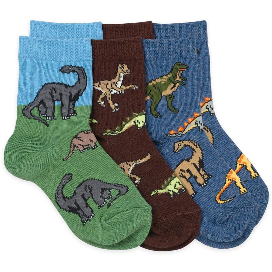 Jefferies Socks - Dinosaur Crew