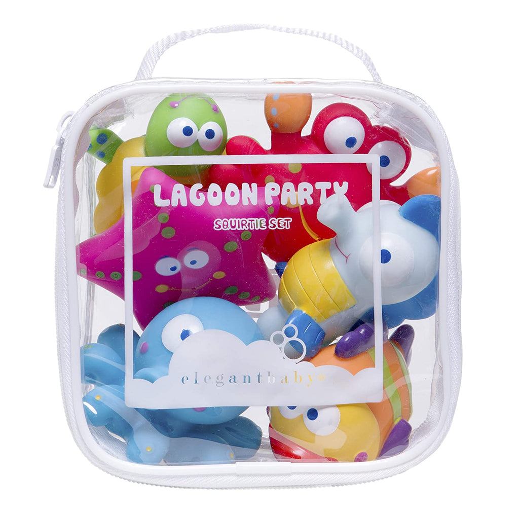 Elegant Baby - Squirties Lagoon Party