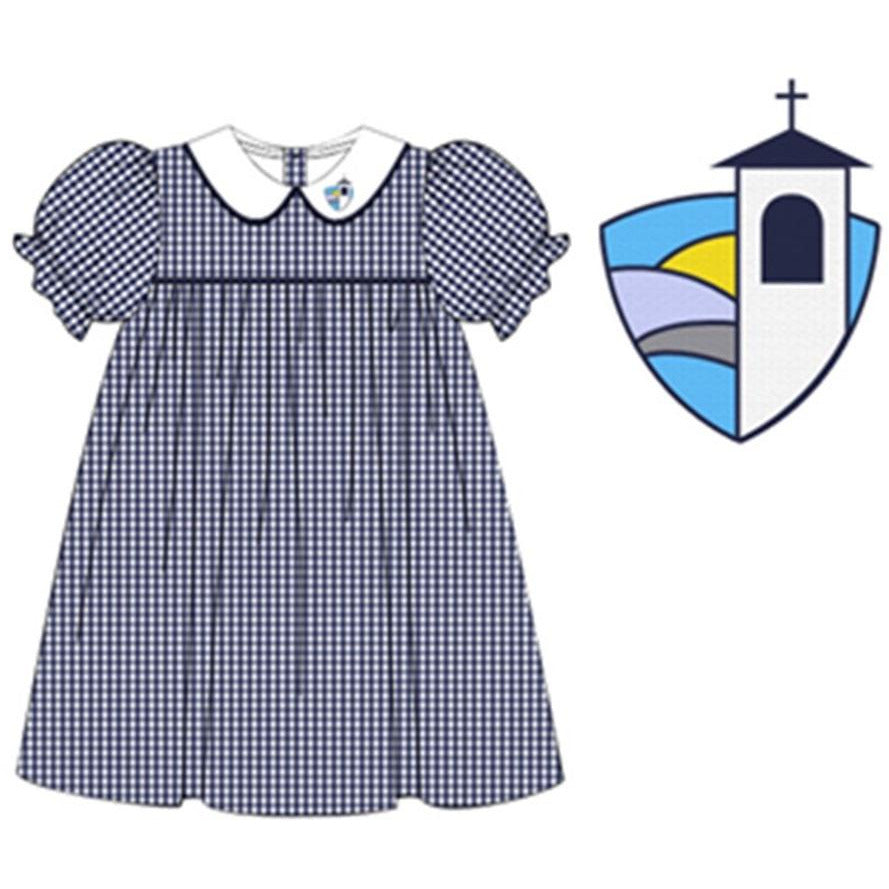 St. Dominic Pre-School Dress * FREE Shipping