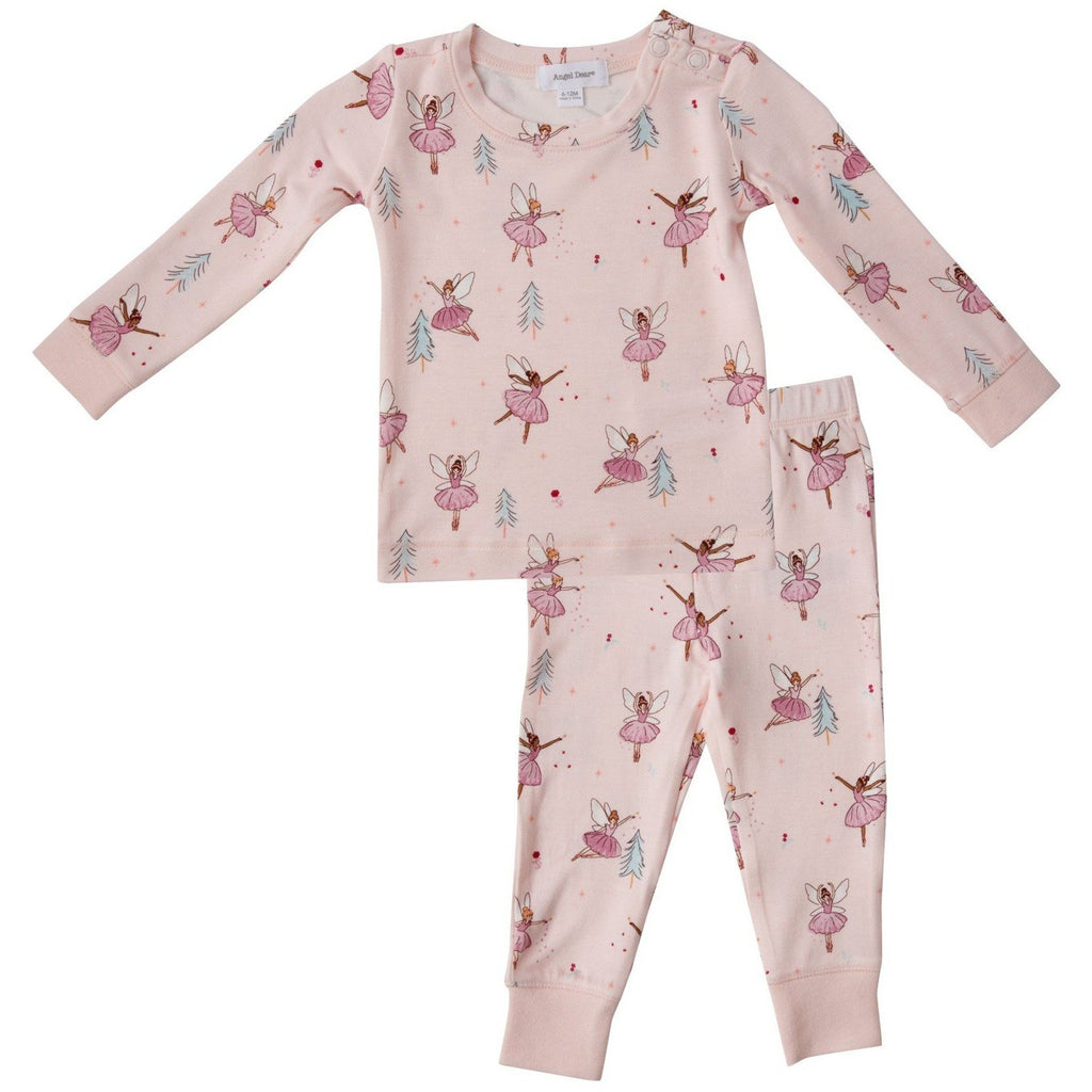 Angel Dear - Sugarplum Fairies Lounge Wear Set