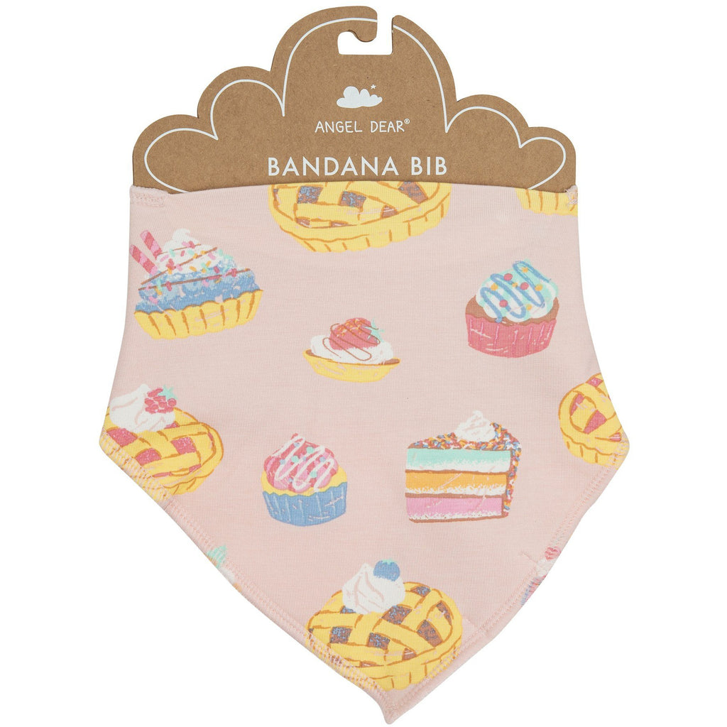 Angel Dear - Sweetie Pie Bandana Bib