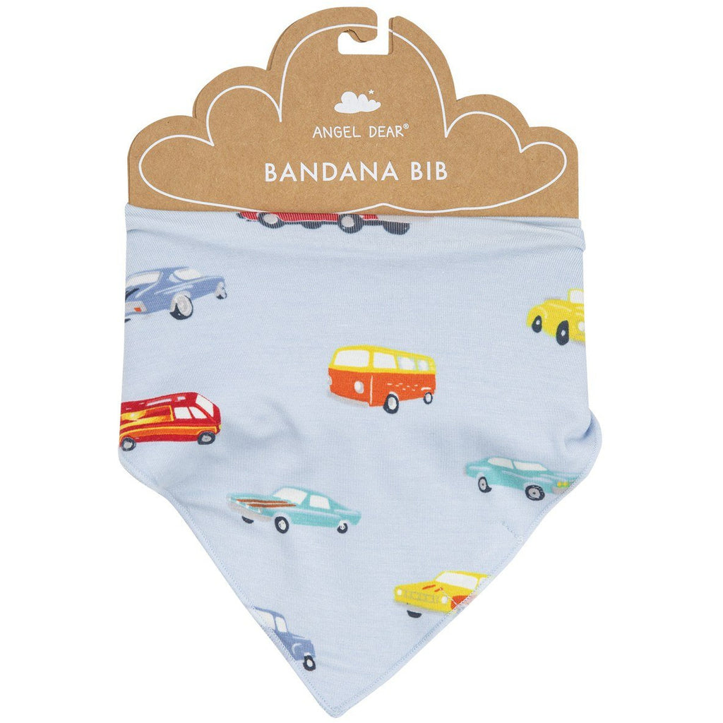 Angel Dear - Sweet Ride Bandana Bib