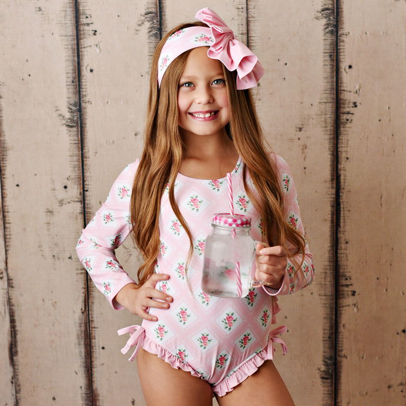 Swoon Baby Rash Guard Swimsuit