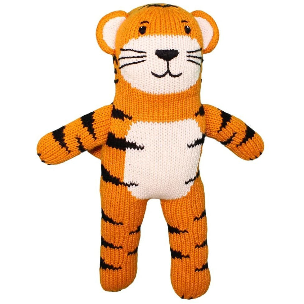 "Zubels Kai the Tiger 12"" Stuffed Toy"