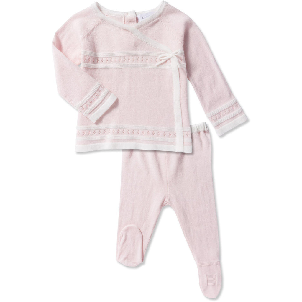Angel Dear Take Me Home Pink Two Piece
