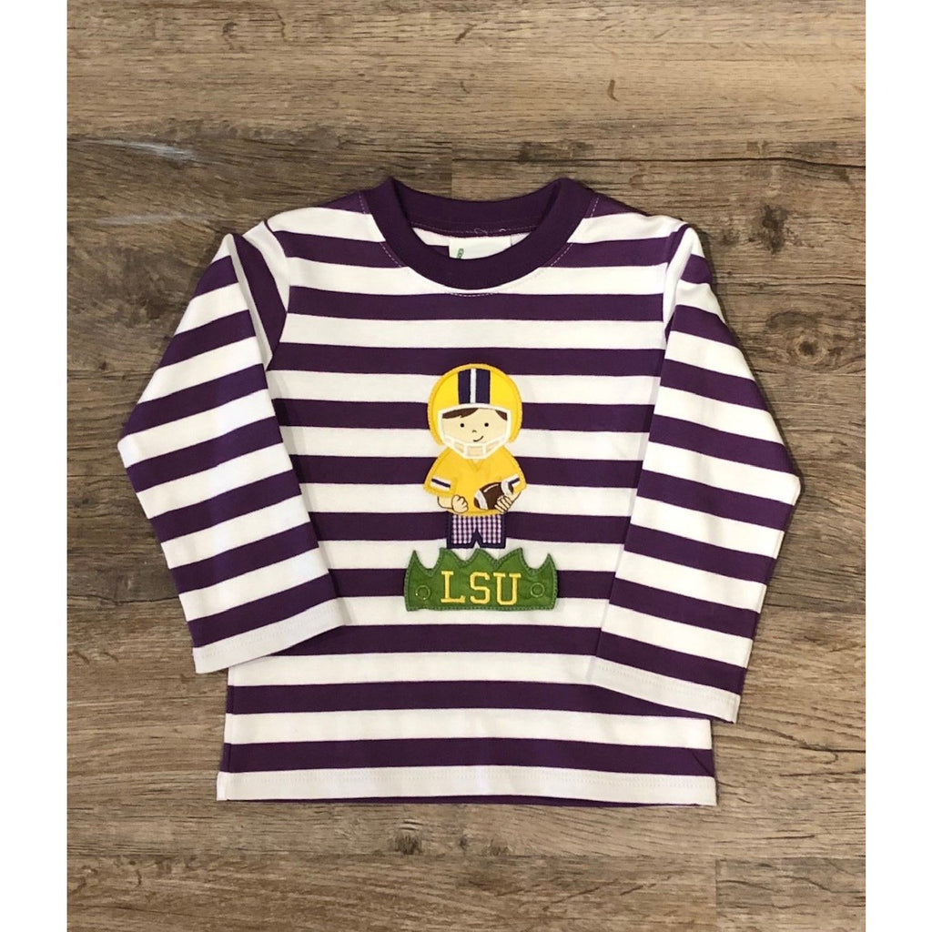 Zuccini - Go Team LSU Shirt