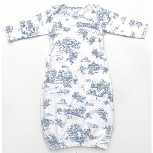 Maison Nola - Storyland Toile Baby Gown