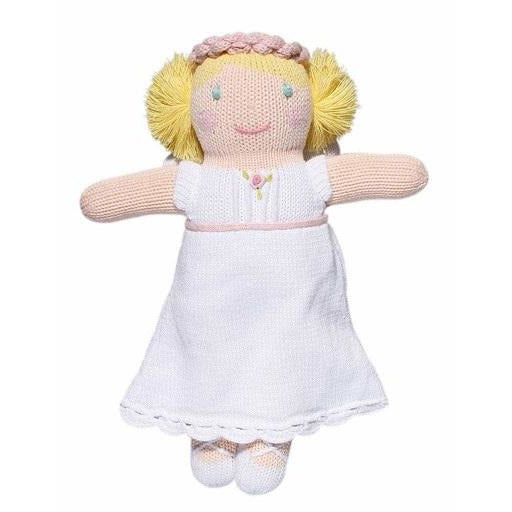 "Zubels Grace the Angel 7"" Rattle"