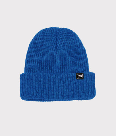 Beanie- Electric Blue