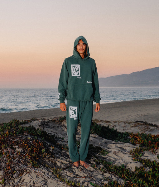 Made for the Ocean Sweatpant- Sand