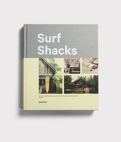 Surf Shacks Book- By Indoek