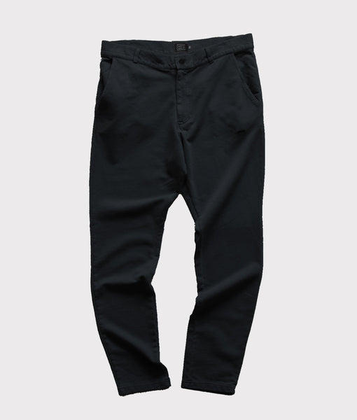 Sweatpant Slacks Vintage Black- SALE
