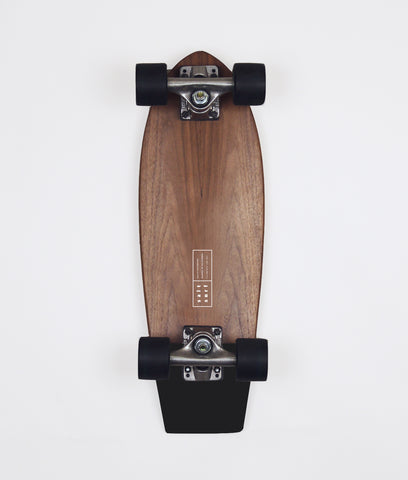 Walnut Cruiser- Charcoal