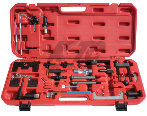 VW Audi A4 A6 A8 A11 Gas Diesel Engine Timing Tool Kit
