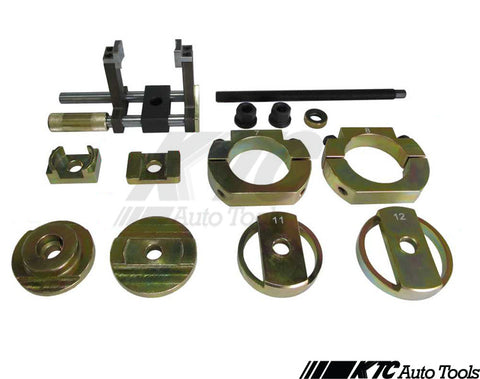BMW (E87/E90) Rear Suspension Bushing Extractor/Installer Kit