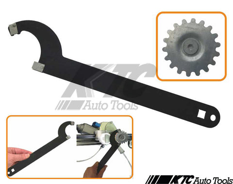 Mini Cooper R50, R52, R53 S R53 Window Wrench
