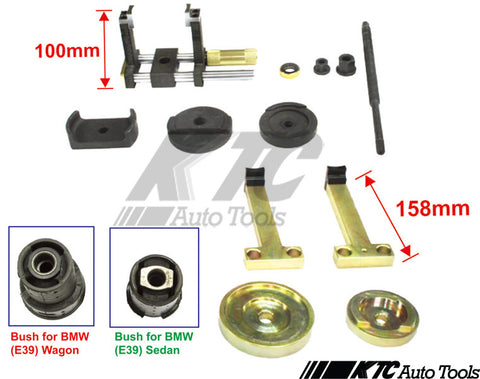 BMW Rear Suspension Bush Extractor / Installer Kit (Wagon and Sedan)