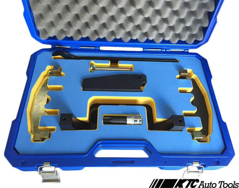 Mercedes Benz UPDATED M271 Engine Timing Tool Kit | KTC Auto Tools